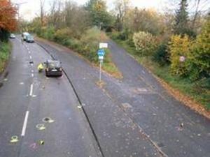 tödlicher Fahrradunfall 2010